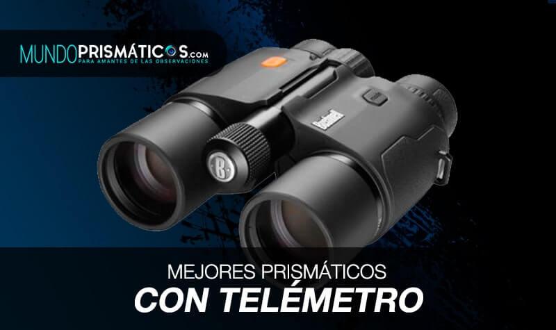 mejores prismáticos con telémetro