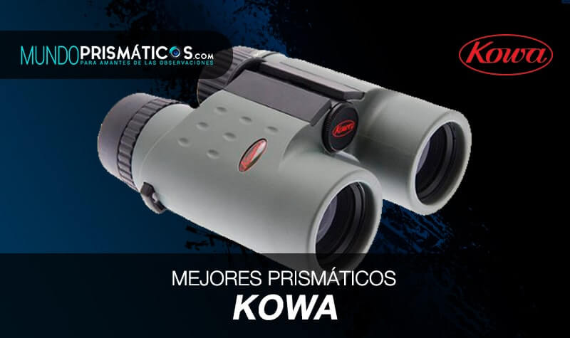 mejores prismáticos kowa