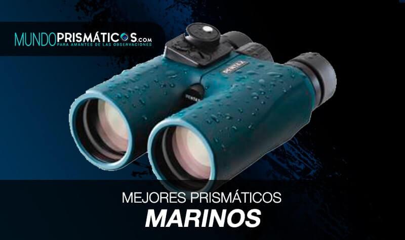 mejores prismáticos marinos