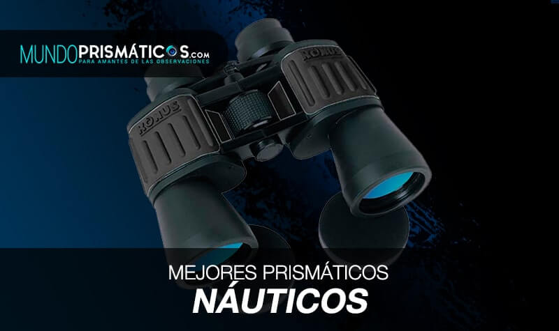 mejores prismáticos náuticos