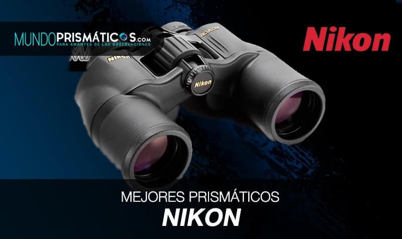 mejores prismáticos nikon