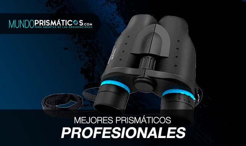 mejores prismáticos profesional