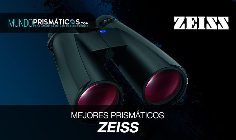 mejores prismáticos zeiss