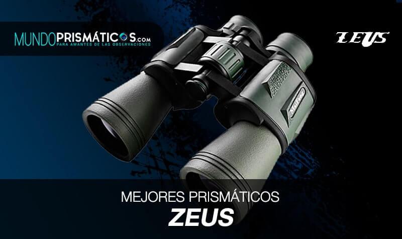 mejores prismáticos zeus
